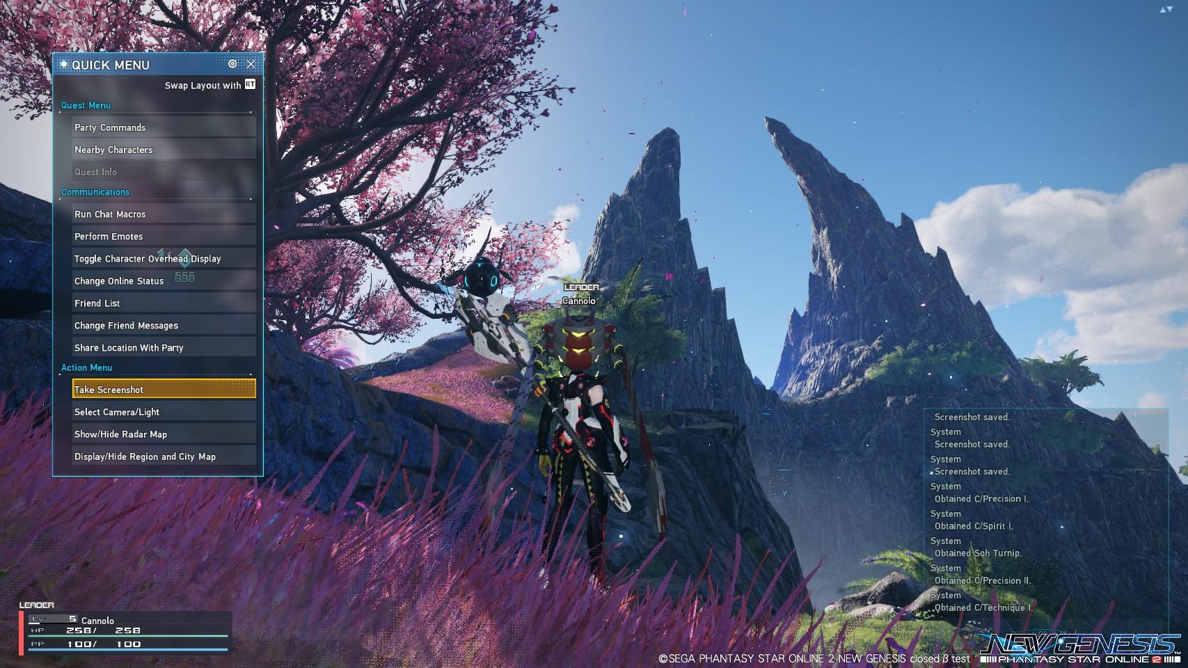 Phantasy Star Online 2 New Genesis - Prime impressioni