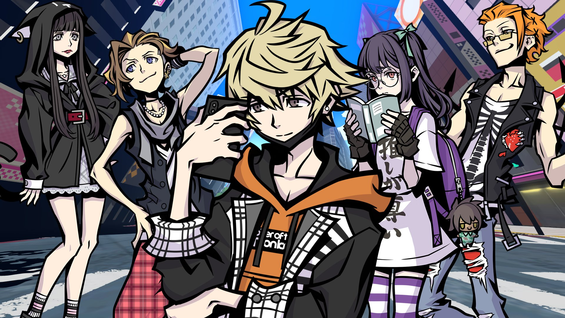 Neo: The World ends with You anteprima