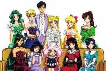 Sailor Moon Stars fu cancellato? - Animates e le guerriere Sailor dimenticate dall'anime storico